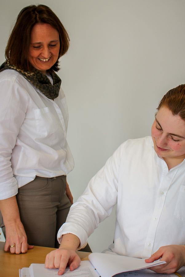 Cedrik und Anja Denter zeigen Leistungen